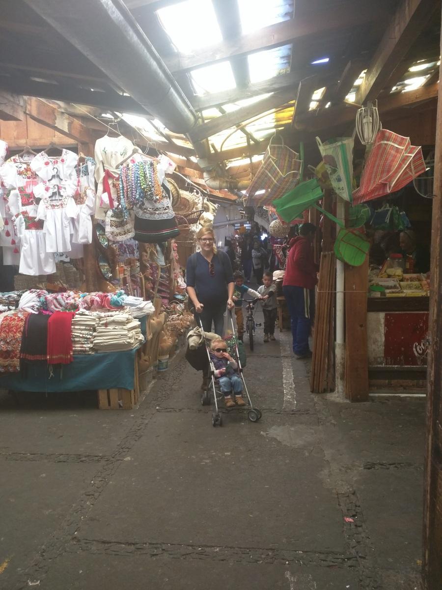 Market Patzcuaro