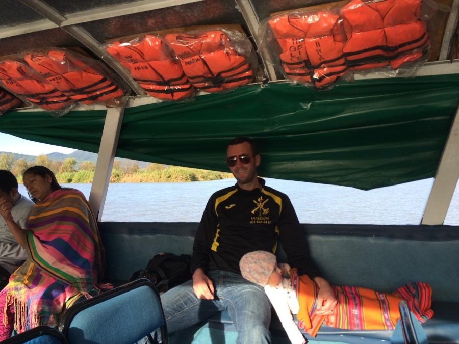 Ryan iola Boat